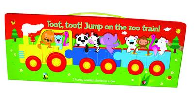 Toot Toot Zoo Train by
