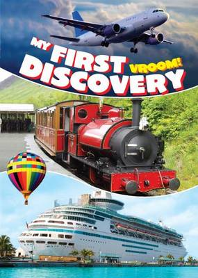My First Discovery Vroom by