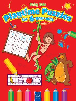 Fairy Tale Playtime Puzzles 6 by