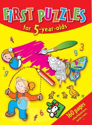First Puzzles for 5-Year-Olds by