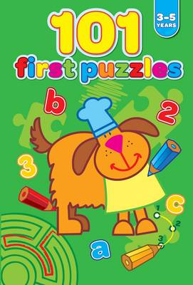 101 First Puzzles 3-5 Years by