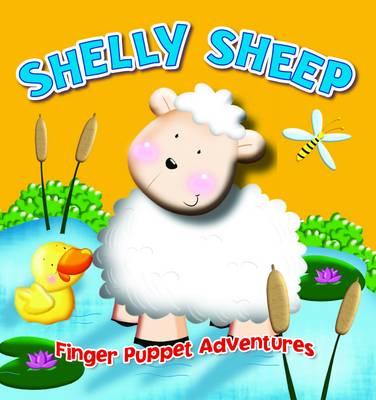 Fingerpuppet Block Sheep by