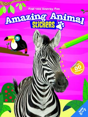 My Fold-Out Activity Fun: Amazing Animals by