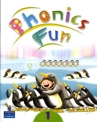 Phonics Fun Student Book 1 by Pearson Education Asia Ltd