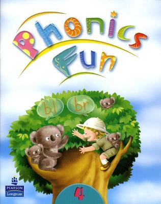 Phonics Fun Student Book 4 by Pearson Education Asia Ltd