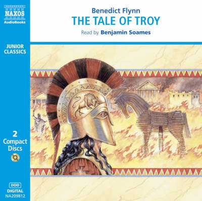 The Tale of Troy by Benedict Flynn