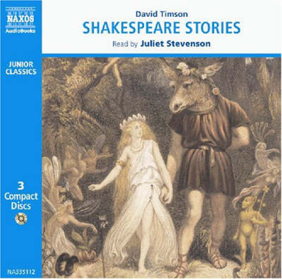 Shakespeare Stories by David Timson