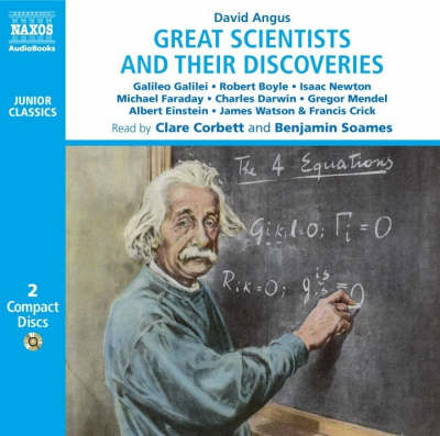 Great Scientists and Their Discoveries by David Angus