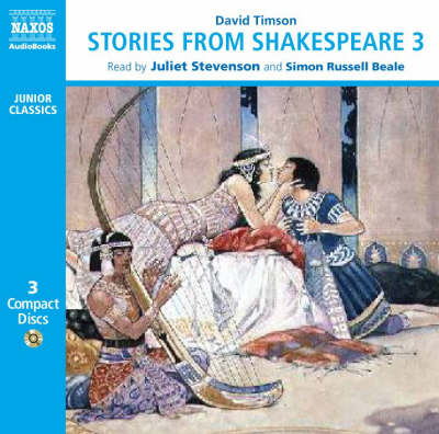 Stories from Shakespeare by David Timson
