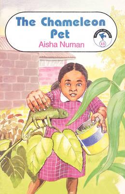 The Chameleon Pet by Aisha Numan