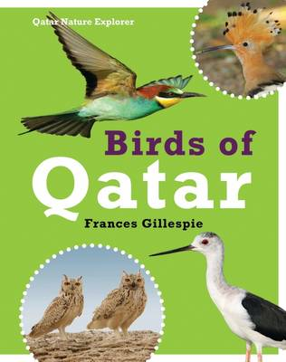 Birds of Qatar by Frances Gillespie