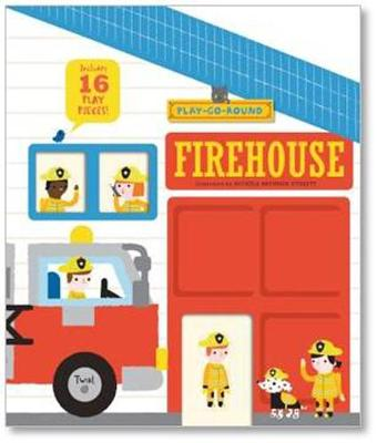 Firehouse Play-Go-Round by Marie Fordacq