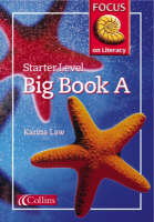Starter Level Big Book A Big Book by Karina Law