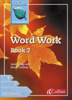 Word Work by Louis Fidge, Sarah Lindsay