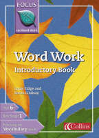Word Work Introductory Book by Louis Fidge, Sarah Lindsay