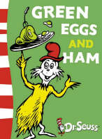 Dr. Seuss - Green Back Book Green Eggs and Ham: Green Back Book by Dr. Seuss