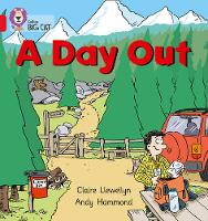 A Day Out: Band 02a/Red A by Anna Owen