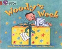 Woody's Week: Band 02b/Red B by Michaela Morgan