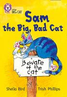 Sam and the Big Bad Cat: Band 03/Yellow by Sheila Bird