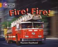 Fire! Fire! Band 06/Orange by Maureeen Haselhurst