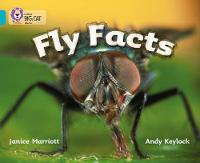 Collins Big Cat Fly Facts: Band 07/Turquoise by Janice Marriott