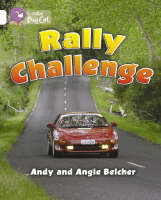 Rally Challenge Band 10/White by Andy Belcher, Angie Belcher