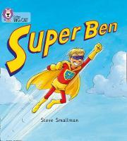 Super Ben Band 02b/Red B by Steve Smallman