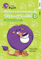 Assessment and Support Guide D Band 10-11/White-Lime by Cliff Moon