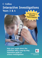 Interactive Investigations Years 3 and 4 by Chris Sunley