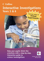 Interactive Investigations Year 5 and 6 by Chris Sunley