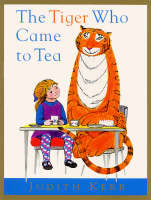 The Tiger Who Came To Tea Book and CD by Judith Kerr
