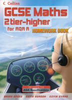 Higher Homework Book by Brian Speed, Keith Gordon, Kevin Evans