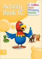 Collins New Primary Maths Pupil Book by Peter Clarke