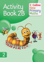 Collins New Primary Maths Pupil Book Activity Book by Peter Clarke