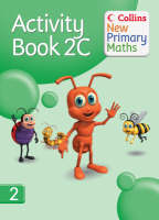 Collins New Primary Maths: Activity Book 2C Activity Book 2C by Peter Clarke