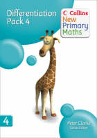 Collins New Primary Maths Differentiation Pack 4 by Peter Clarke