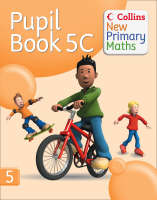 Collins New Primary Maths Pupil Book 5C by Peter Clarke