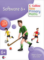 Collins New Primary Maths Including Network Licence by Peter Clarke