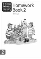 Collins Primary Literacy Homework Book 2 by Karina Law