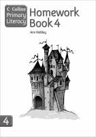 Collins Primary Literacy Homework Book 4 by Ann Webley