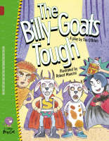 Collins Big Cat The Billy Goats Tough: Band 14/Ruby by Tim O'Brien