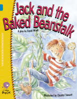 Collins Big Cat Jack and the Baked Beanstalk: Band 13/Topaz by David Wood