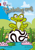 Collins Big Cat The Footballing Frog: Band 14/Ruby by Ann Jungman