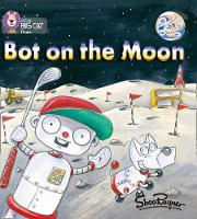 Bot on the Moon Band 02B/Red B by Shoo Rayner