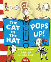 The Cat in the Hat Pops Up Pull-the-tab Surprise Book by Dr. Seuss