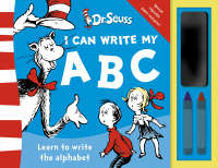 Dr. Seuss Learn to Write ABC by Dr. Seuss
