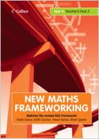 Year 9 Teacher's Guide Book 3 (Levels 6-8) by Kevin Evans, Keith Gordon, Brian Speed, Trevor Senior