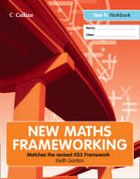 New Maths Frameworking Year 9 Workbook (Levels 3-4) by