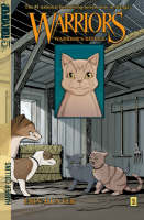 Warriors: Graystripe's Adventure #2: Warrior's Refuge [Manga] by Erin Hunter