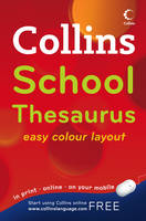 Collins School Thesaurus by